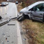 Shqetësuese, për 5 muaj 60 aksidente në Suharekë