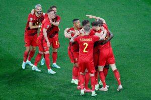 Belgjika e nis mbarë EURO2020 me fitore të thellë ndaj Rusisë