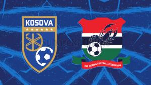 Kosova mposht Gambinë në miqësoren e katërt