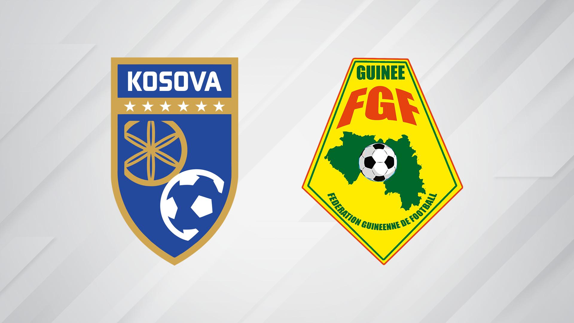 Kosova mposhtet nga Guinea