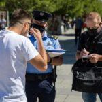 Nuk respektuan masat anti-COVID, policia dënon 27 qytetarë