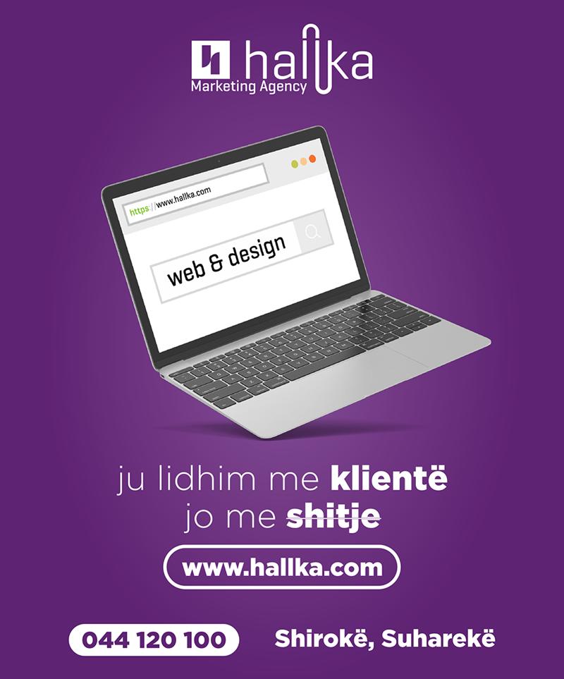 Hallka - Marketing Agency